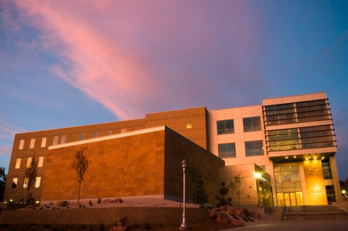 University of Utah Humanities Building